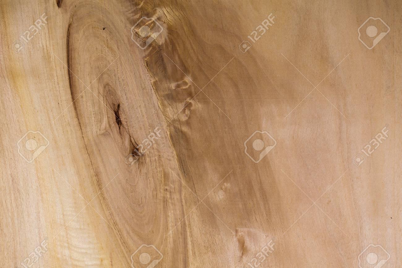 Realistic Wood Veneer With Interesting Growth Rings