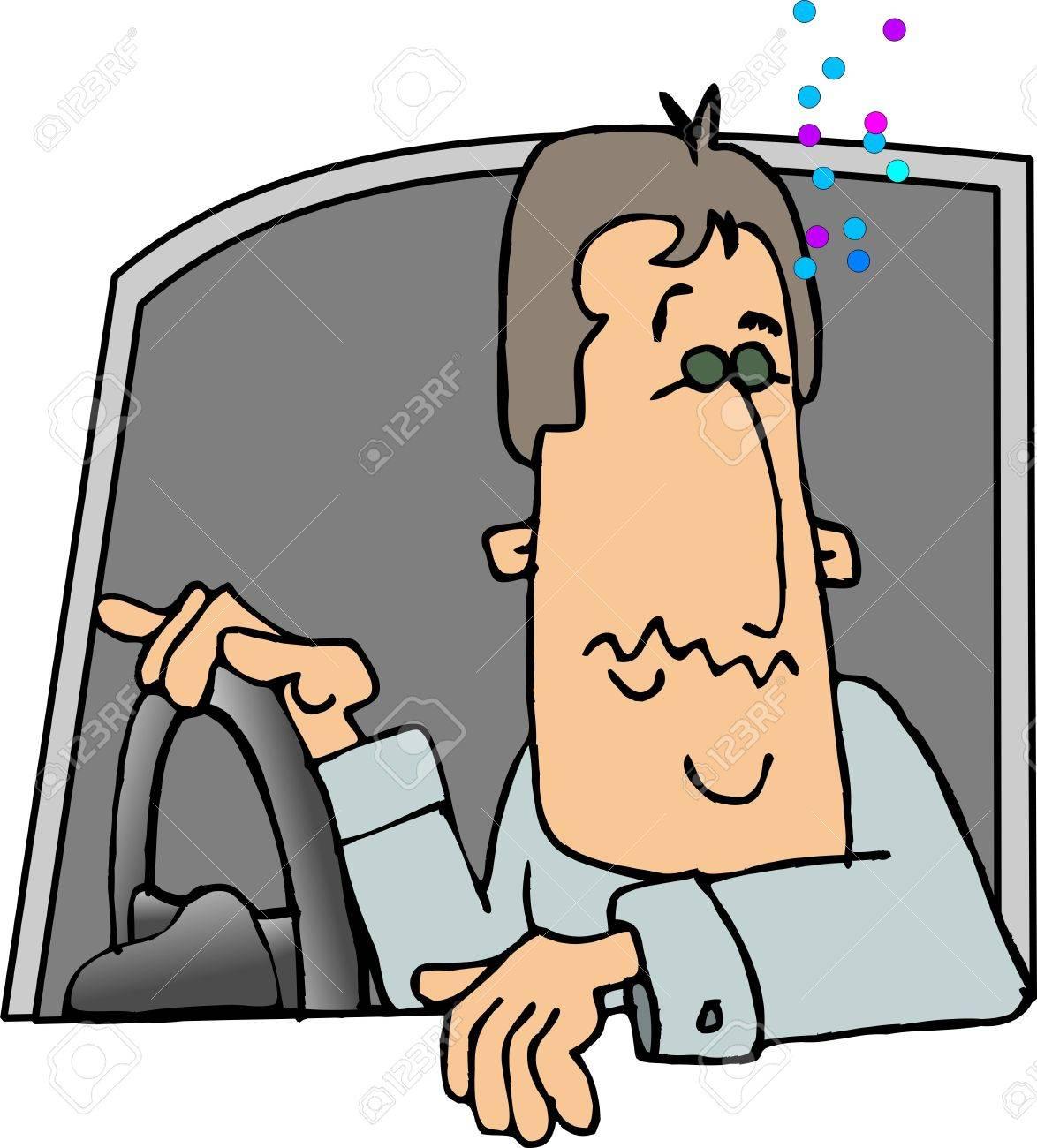 Drunk driver Stock Photo - 392843