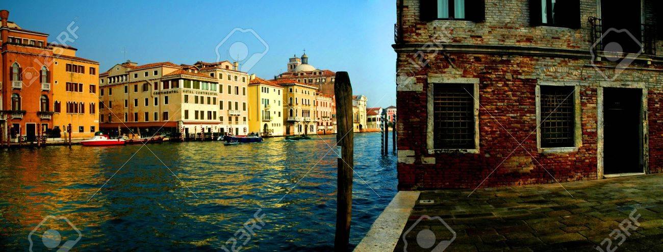 Grand Canal at Venezia Stock Photo - 460114