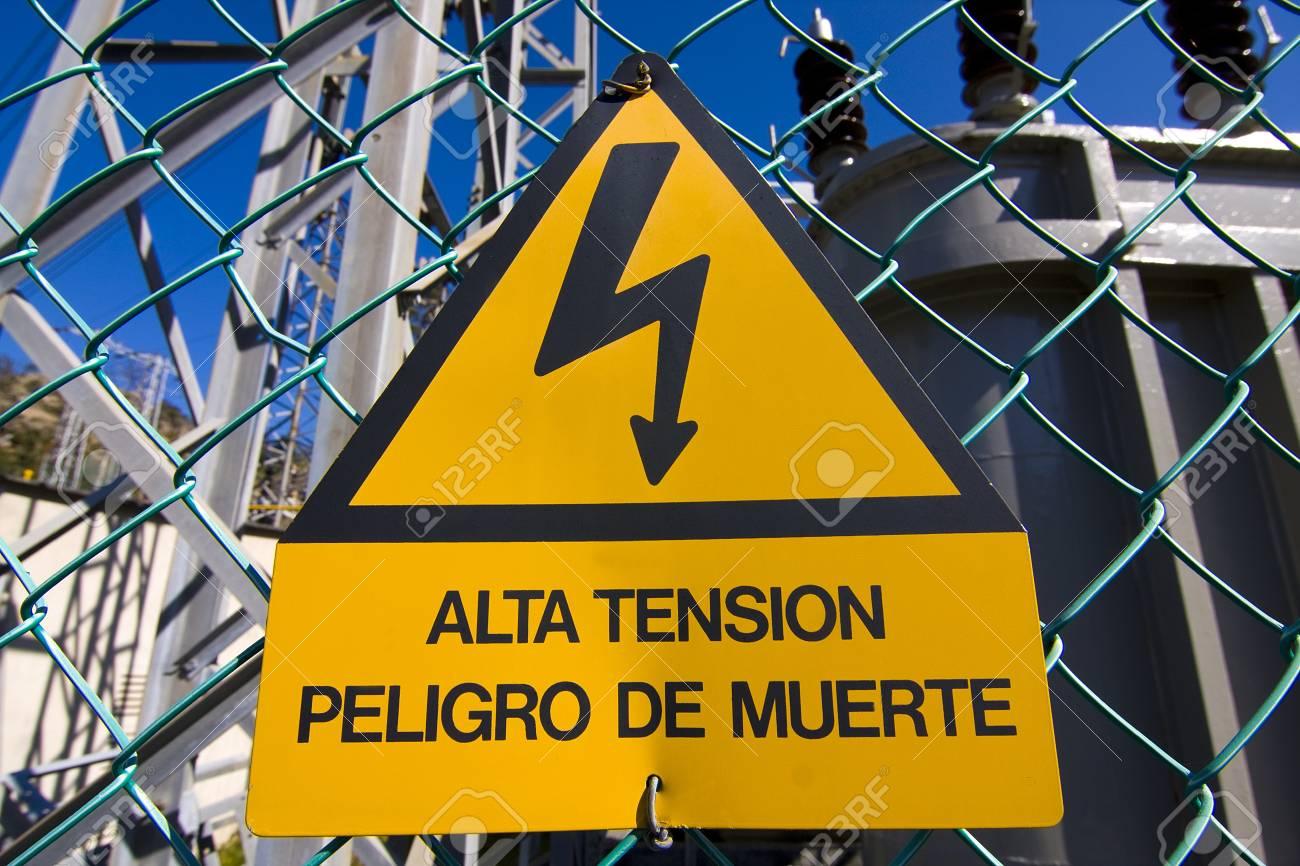 electricity Stock Photo - 9255440