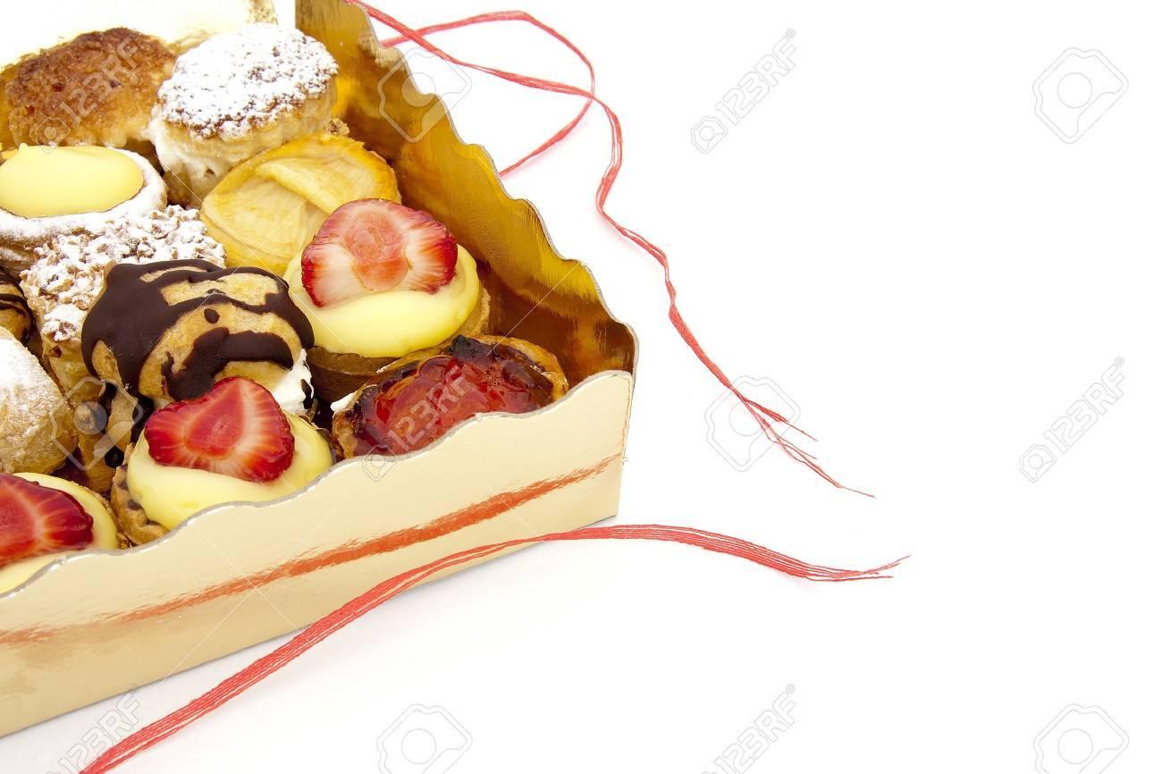 cake box Stock Photo - 10229907