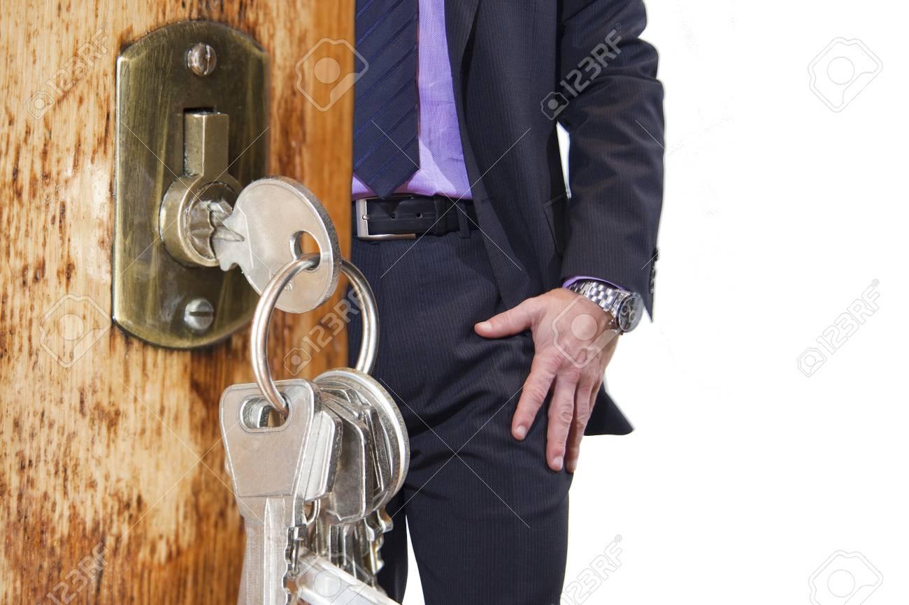 house keys Stock Photo - 10624125