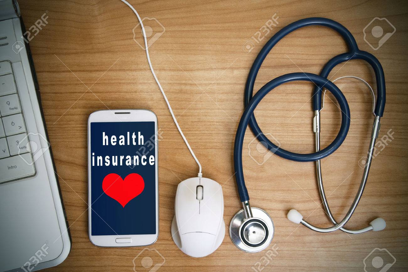 health insurance and health care - 48756392