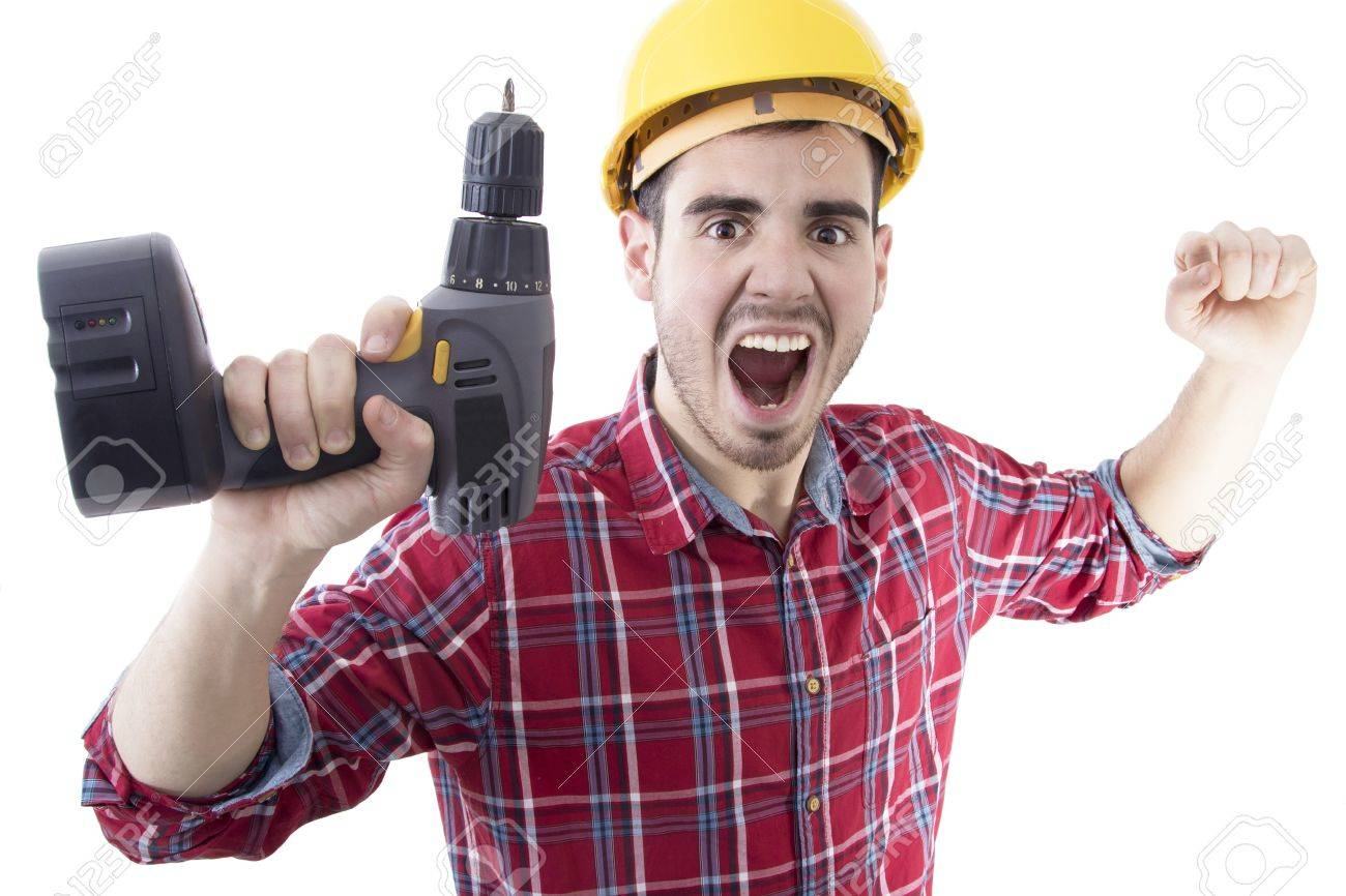 Hand job drill