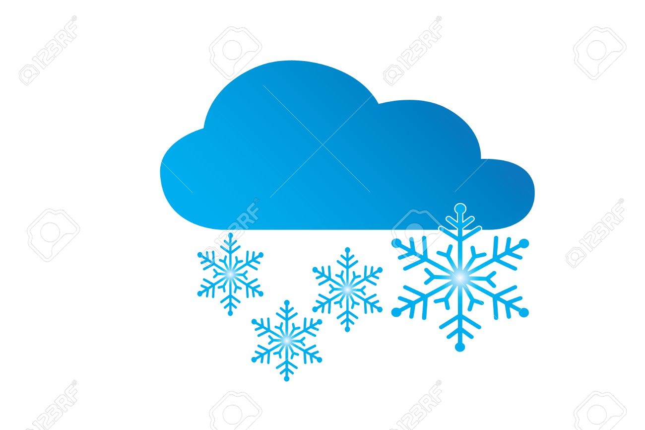 icon weather snow rh 123rf com clipart of snowflakes snowflakes clipart