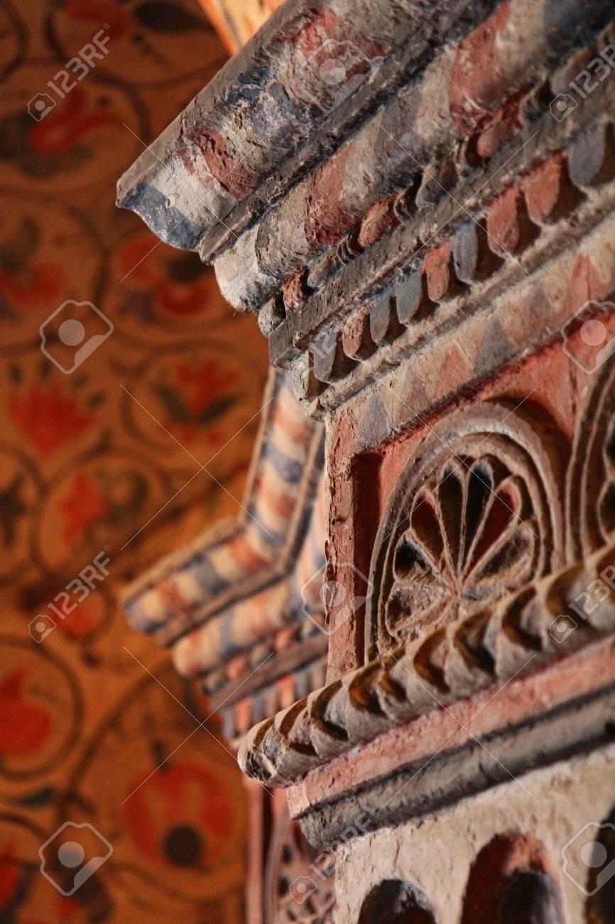 inside saint basil cathedral Stock Photo - 12513212