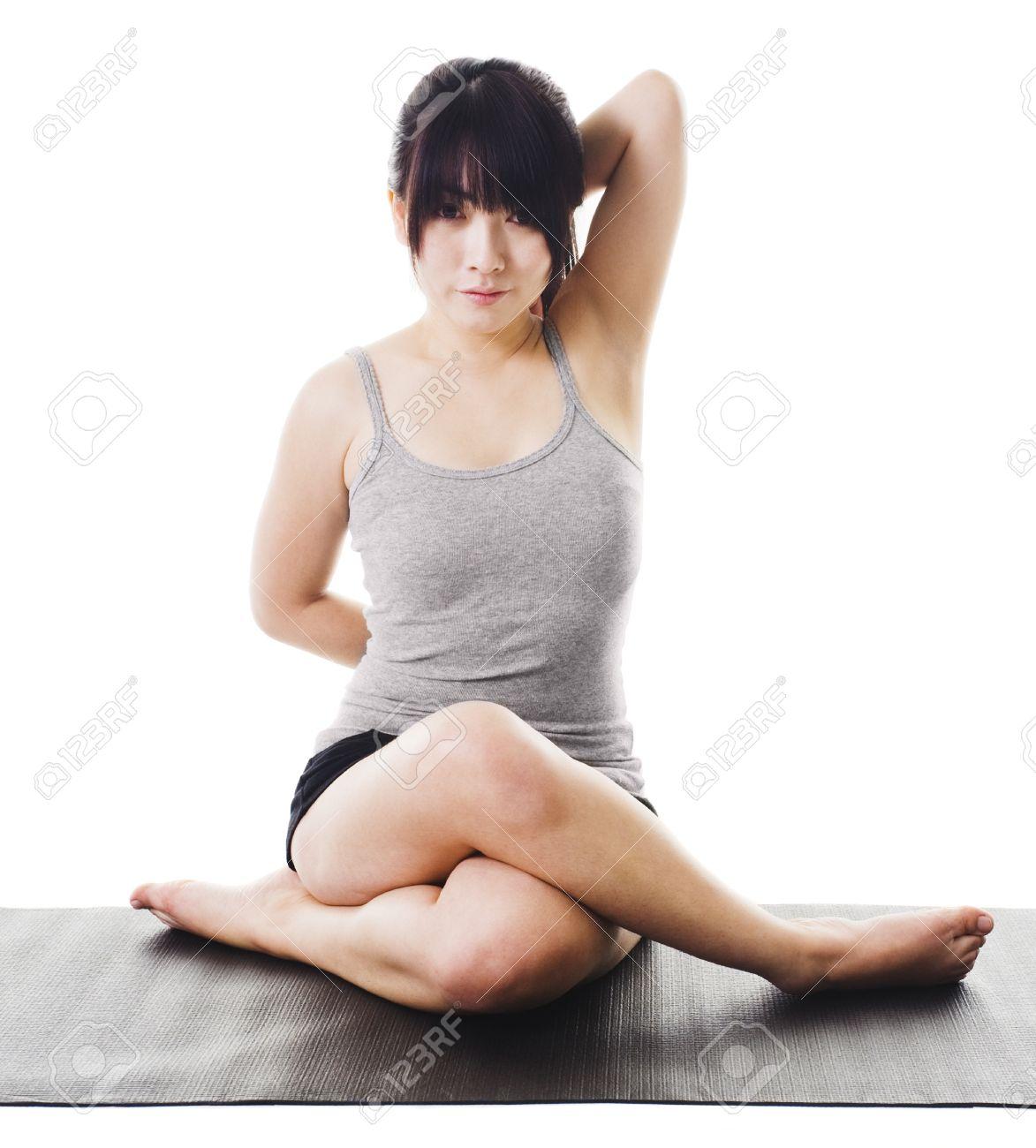 Ashley brook naked