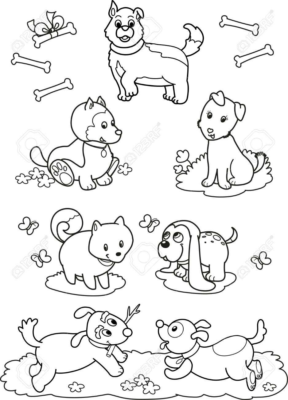 sparky the fire dog coloring pages