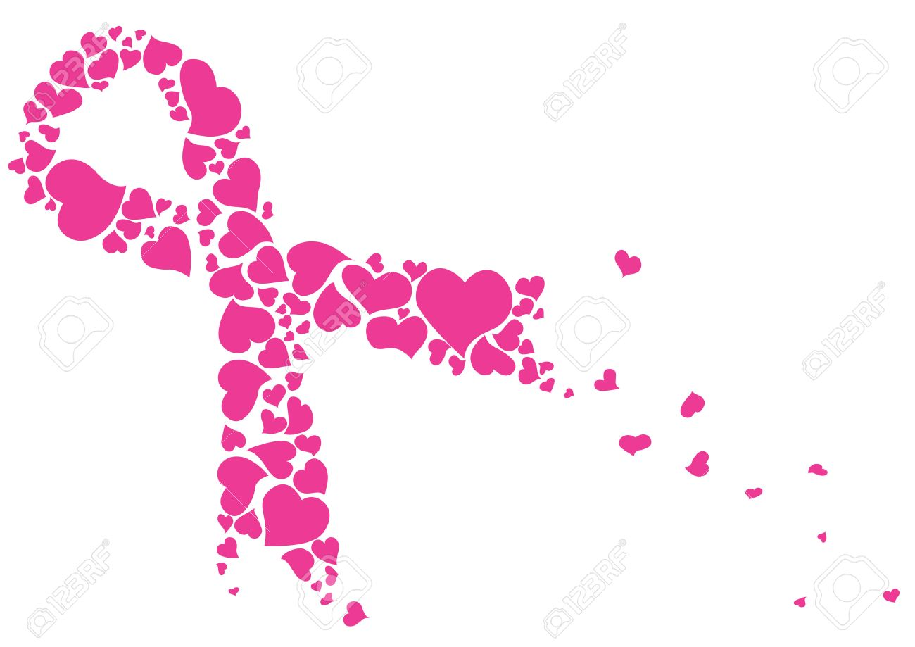4743 Breast Cancer Awareness Month Stock Vector Illustration And