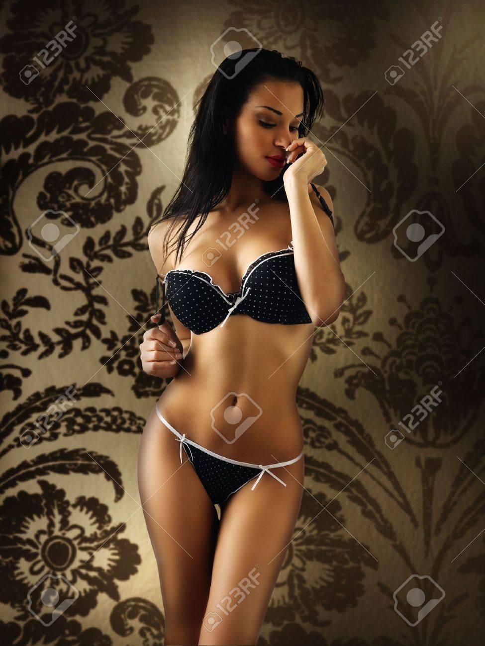 niedliche Latina