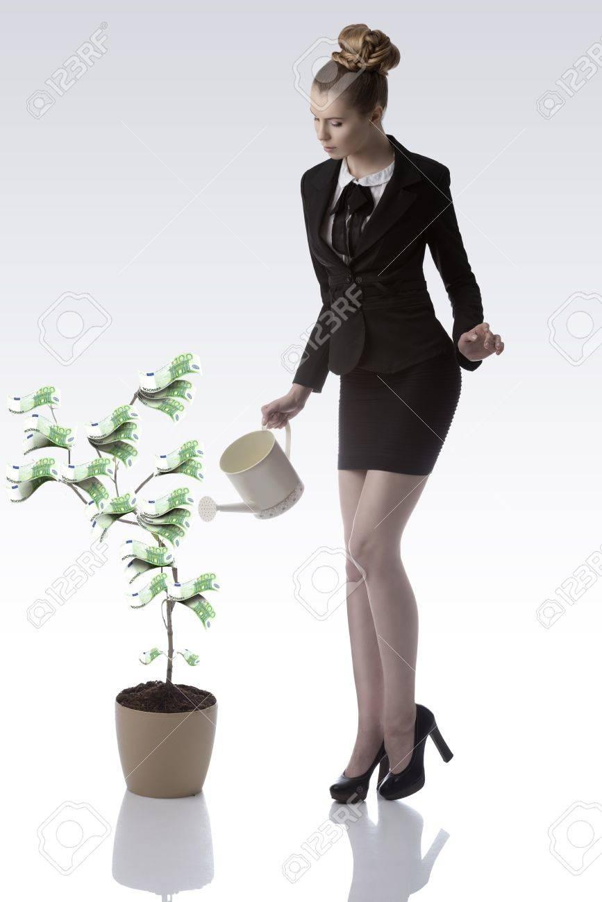 Сексуальная деловая женщина 26 фотография