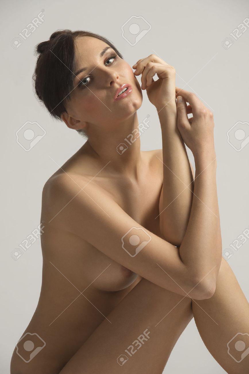 Nackt frau natürlich