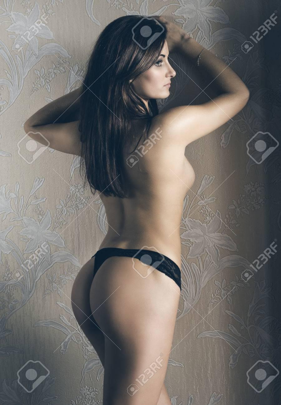 sexy frau mit geilem arsch nackt