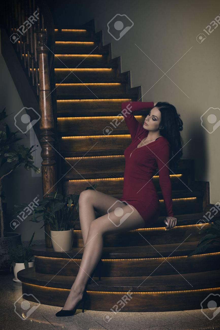 sexe femme brune ans