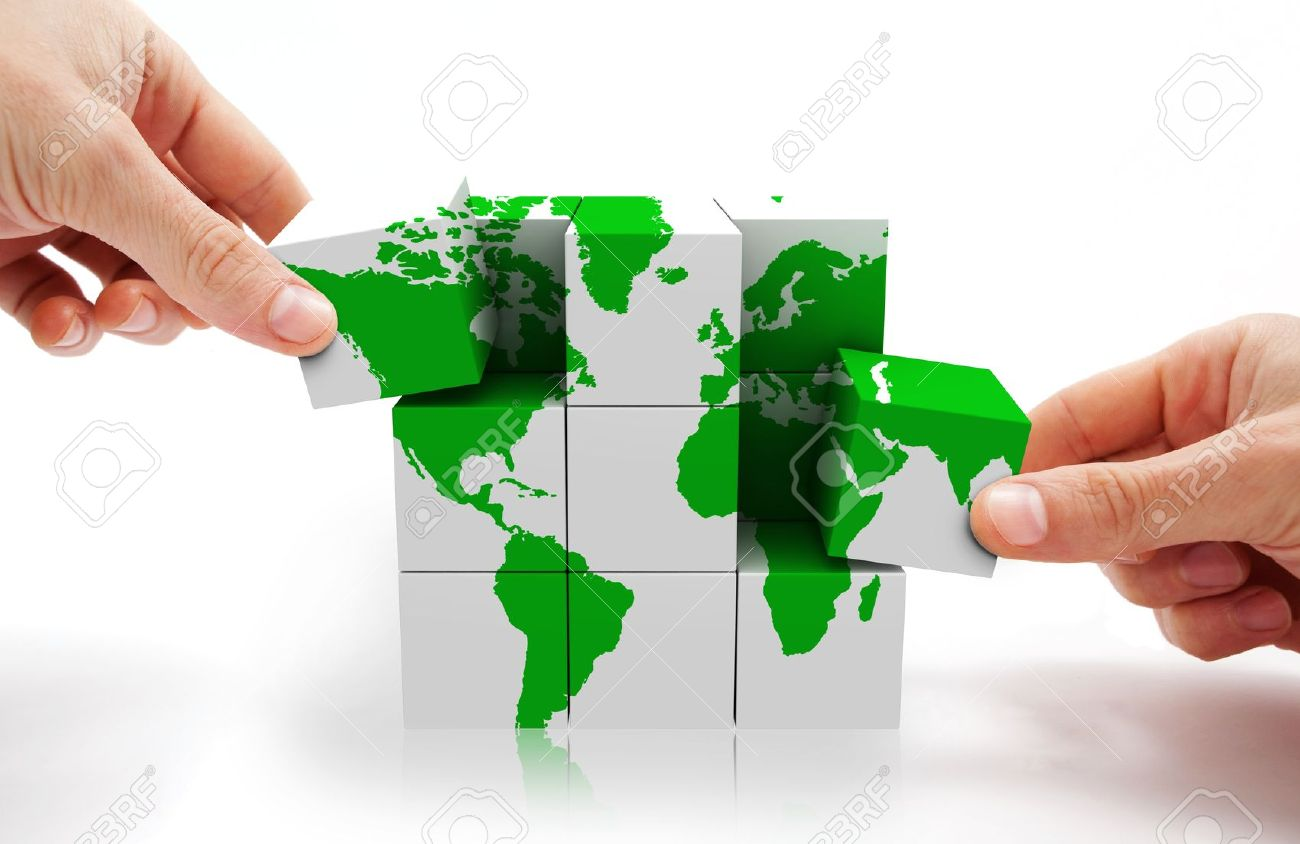 3d image of conceptual cube world map stock photo picture and 3d image of conceptual cube world map stock photo 9301428 gumiabroncs Gallery