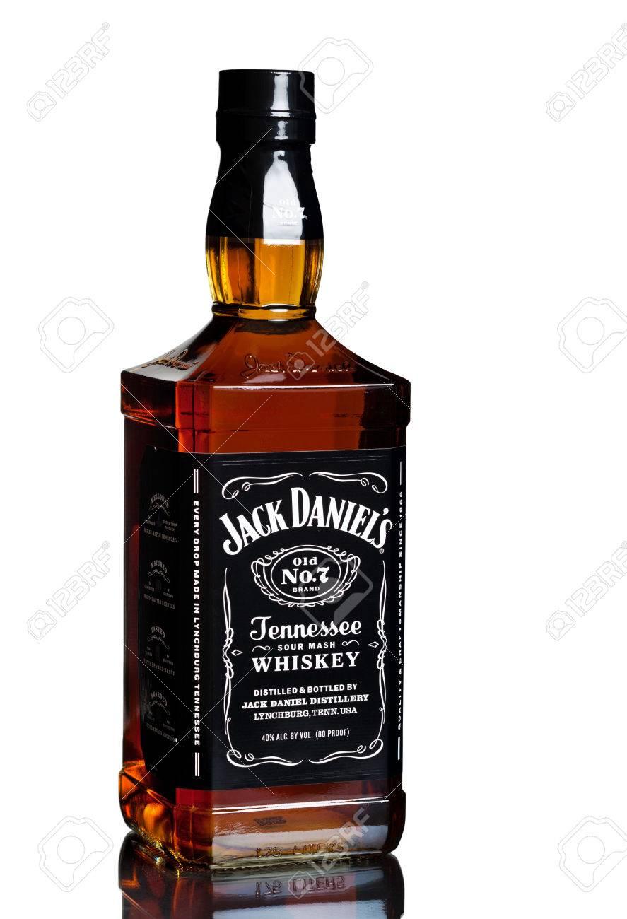 miami usa february 12 2015 bottle of jack daniels jack daniel s rh 123rf com jack daniels vector eps jack daniels vector logo free