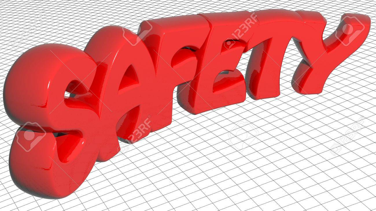 Image result for Safety written