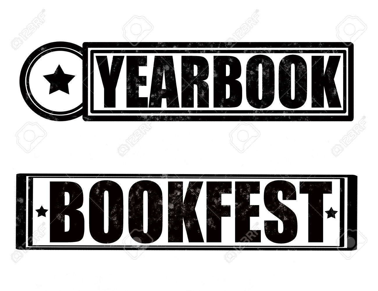 stamp with word yearbook inside vector illustration royalty free rh 123rf com Funny Yearbook Clip Art Yearbook Clip Art 2017
