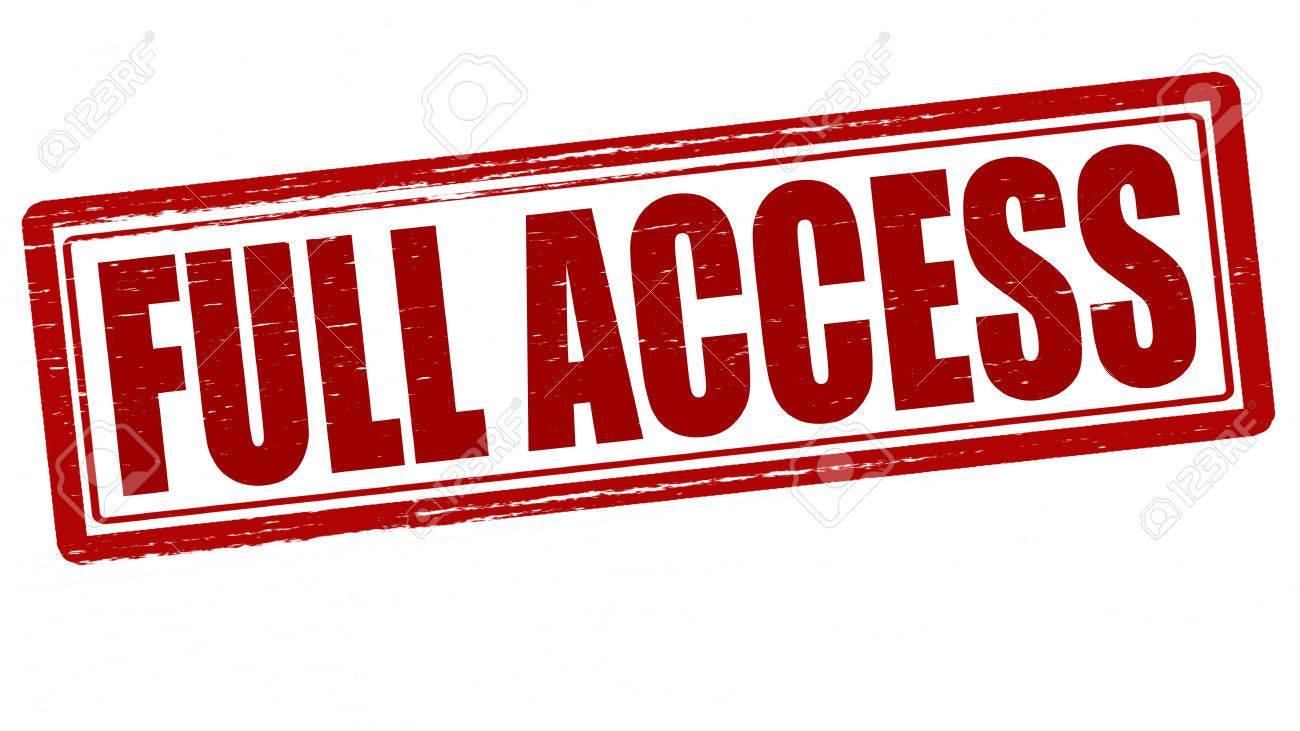 Image result for full access logo