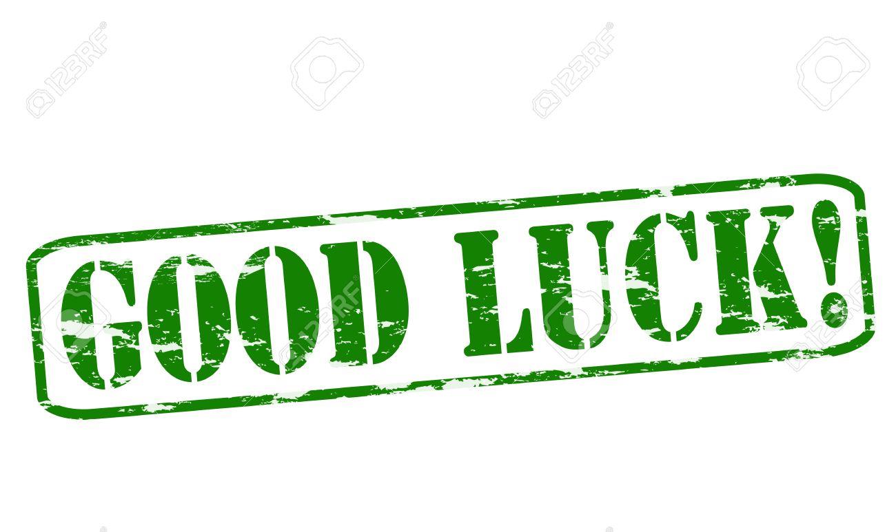 Resultado de imagen de good luck
