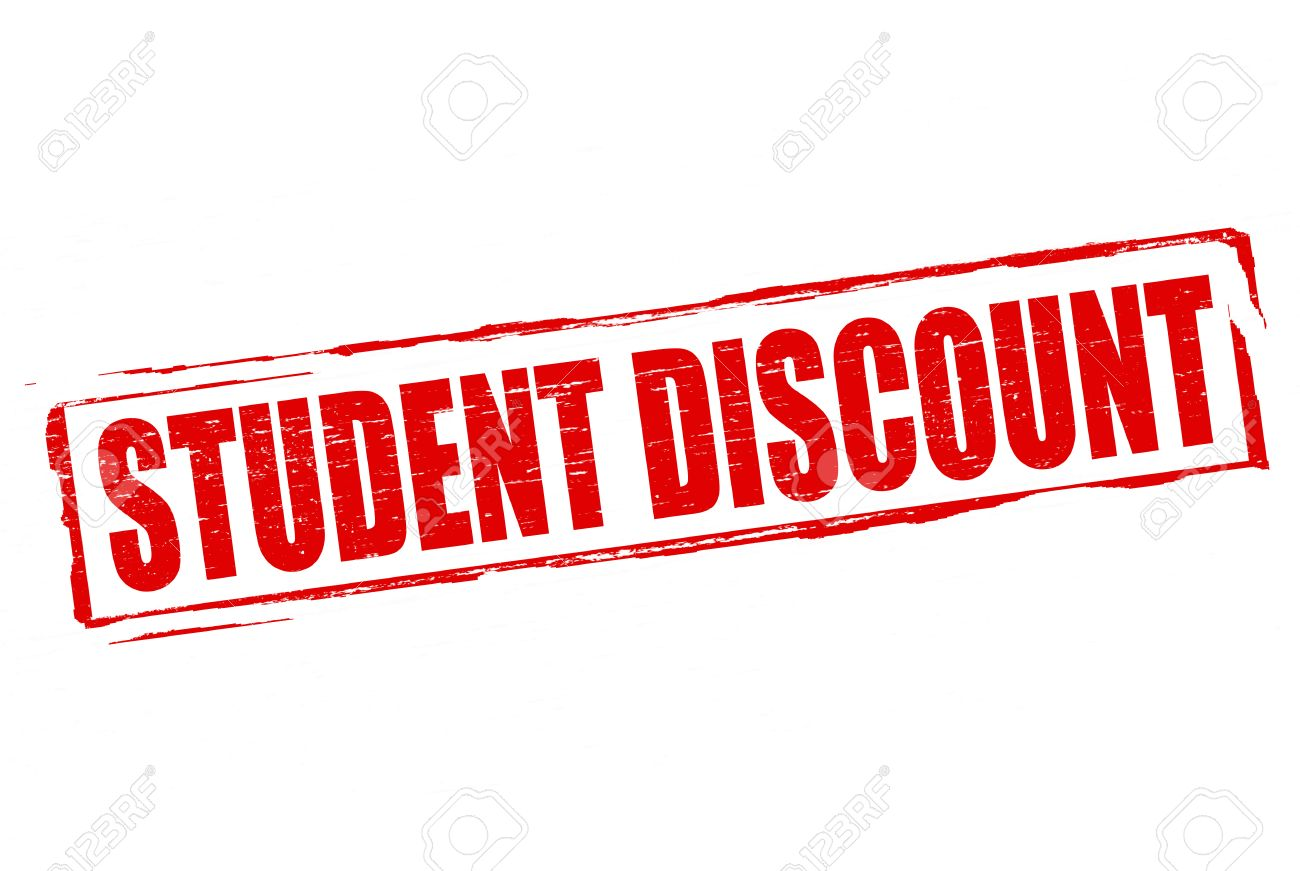 Image result for student discount