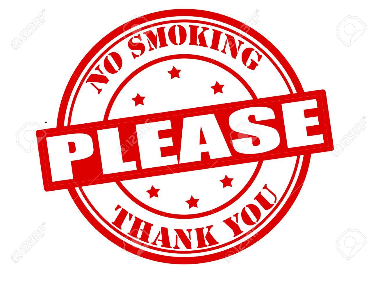 Stamp Avec Le Texte Interdit De Fumer L Int Rieur De Plaire