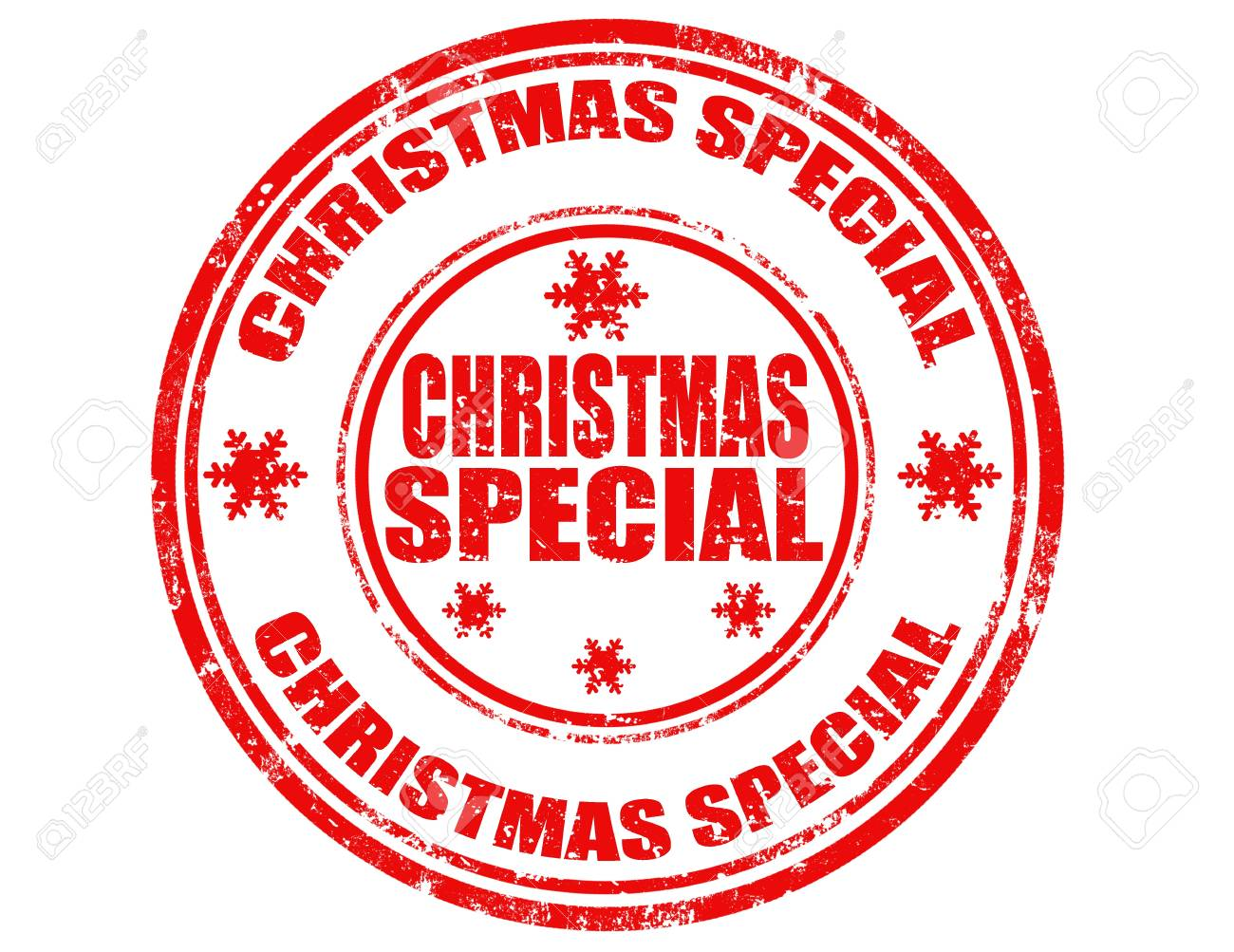 Christmas Special.Grunge Rubber Stamp With Text Christmas Special Vector Illustration