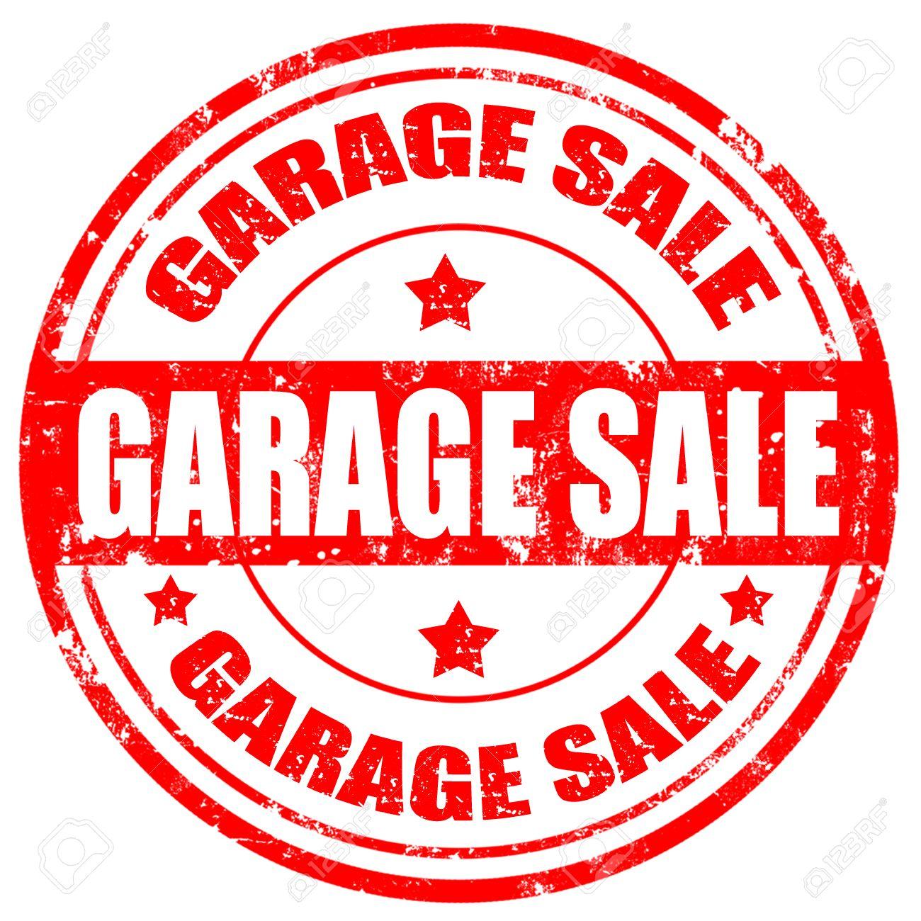 Grunge rubber stamp with text Garage Sale,vector illustration - 23225954