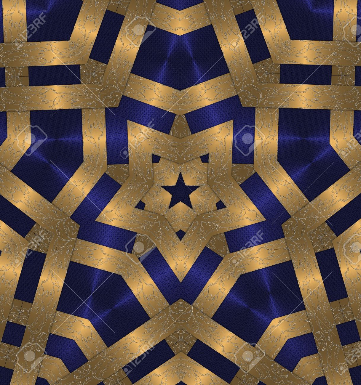 gold with dark blue abstract stock photo picture and royalty free