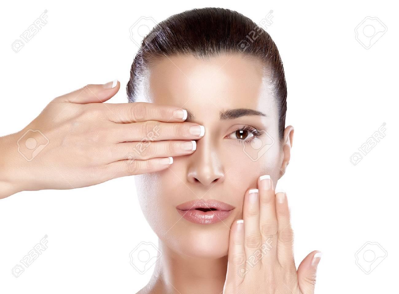huid verzorging gezicht