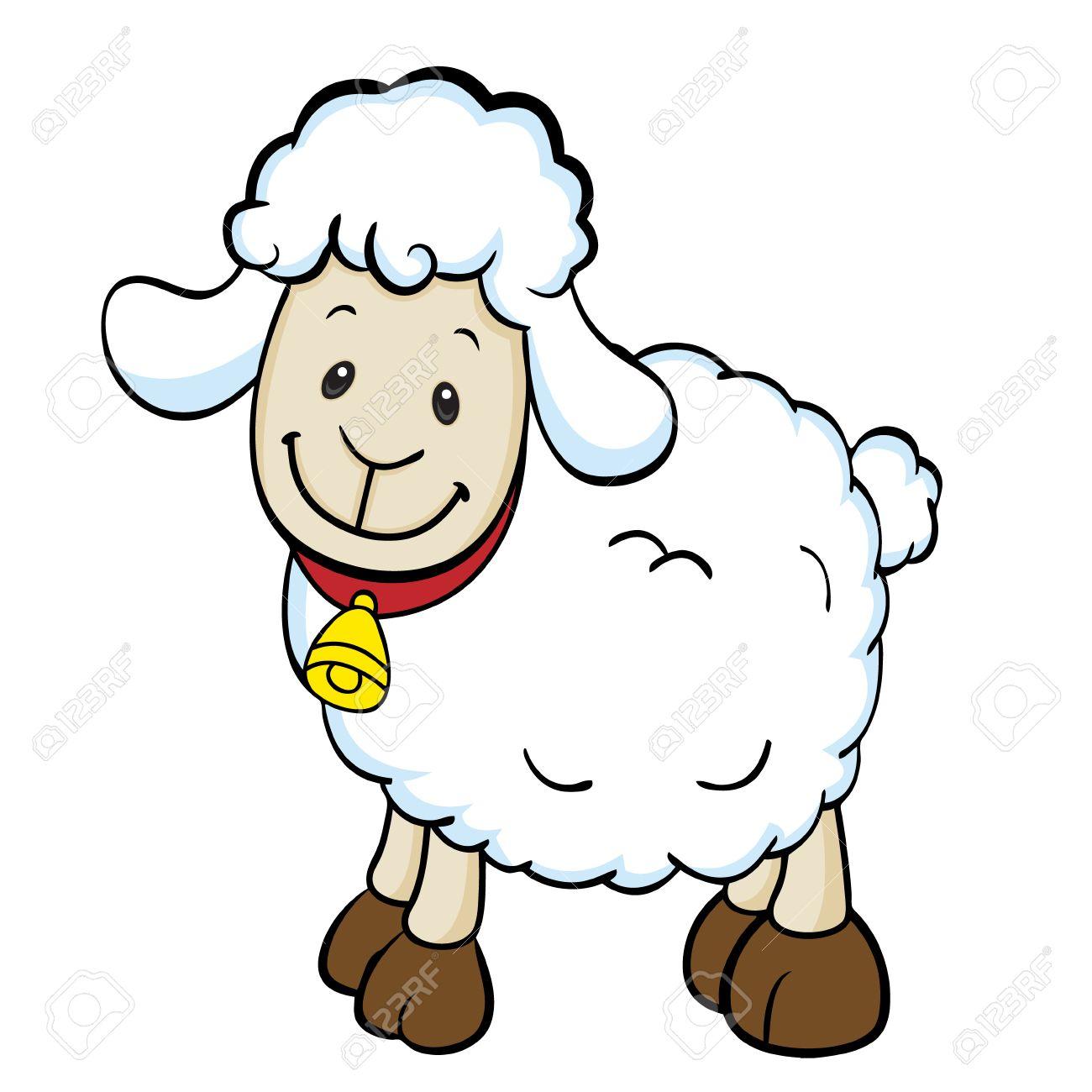 Sheep Cartoon Stock Photos Images. Royalty Free Sheep Cartoon ...