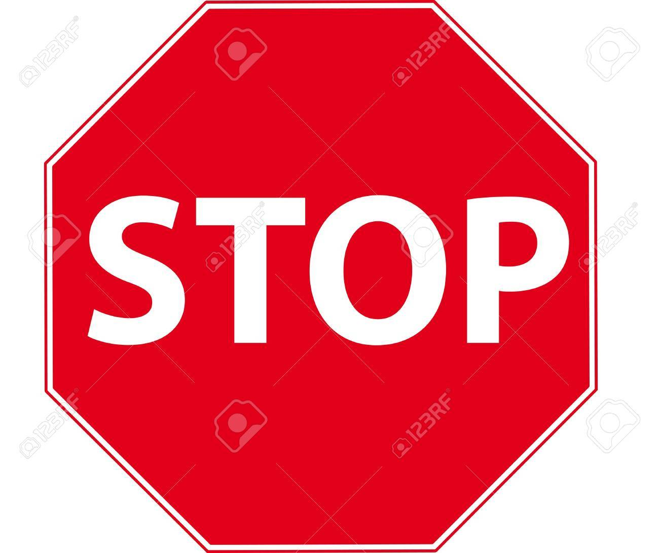 stop sign Stock Photo - 15081465