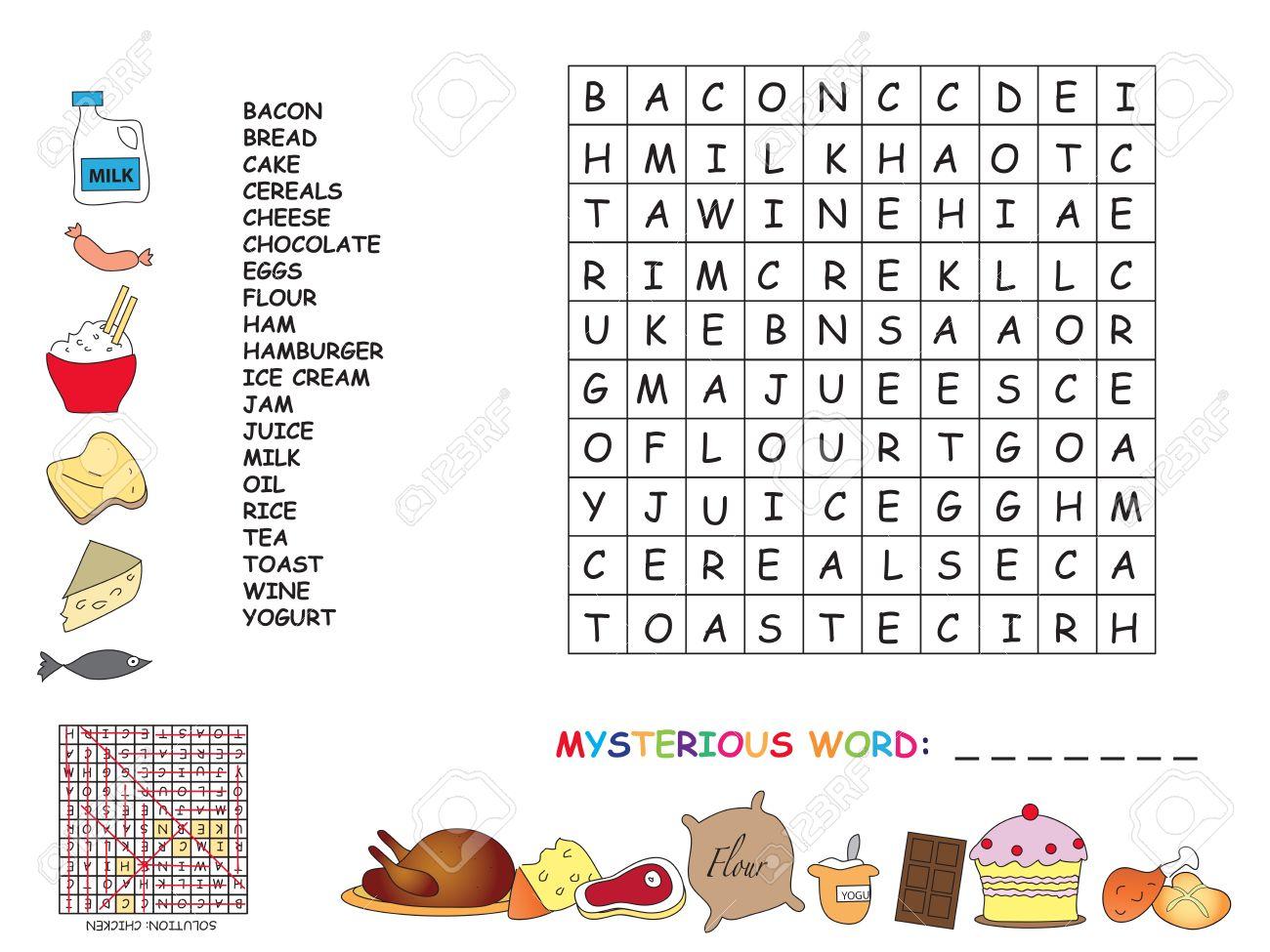 Ausgezeichnet Kreuzworträtsel Vorlage Wort Zeitgenössisch - Beispiel ...