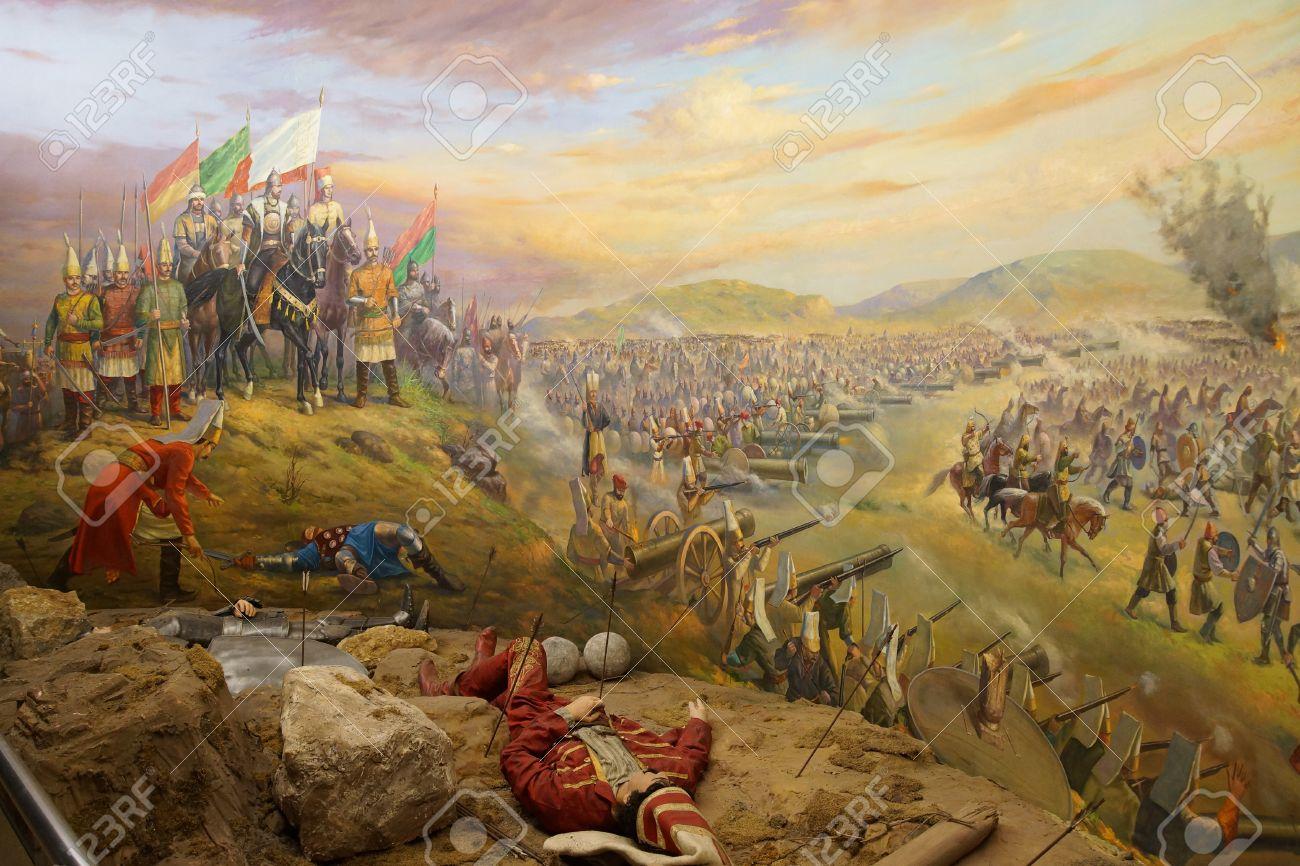 Suleiman the Magnificent battle of mohacs