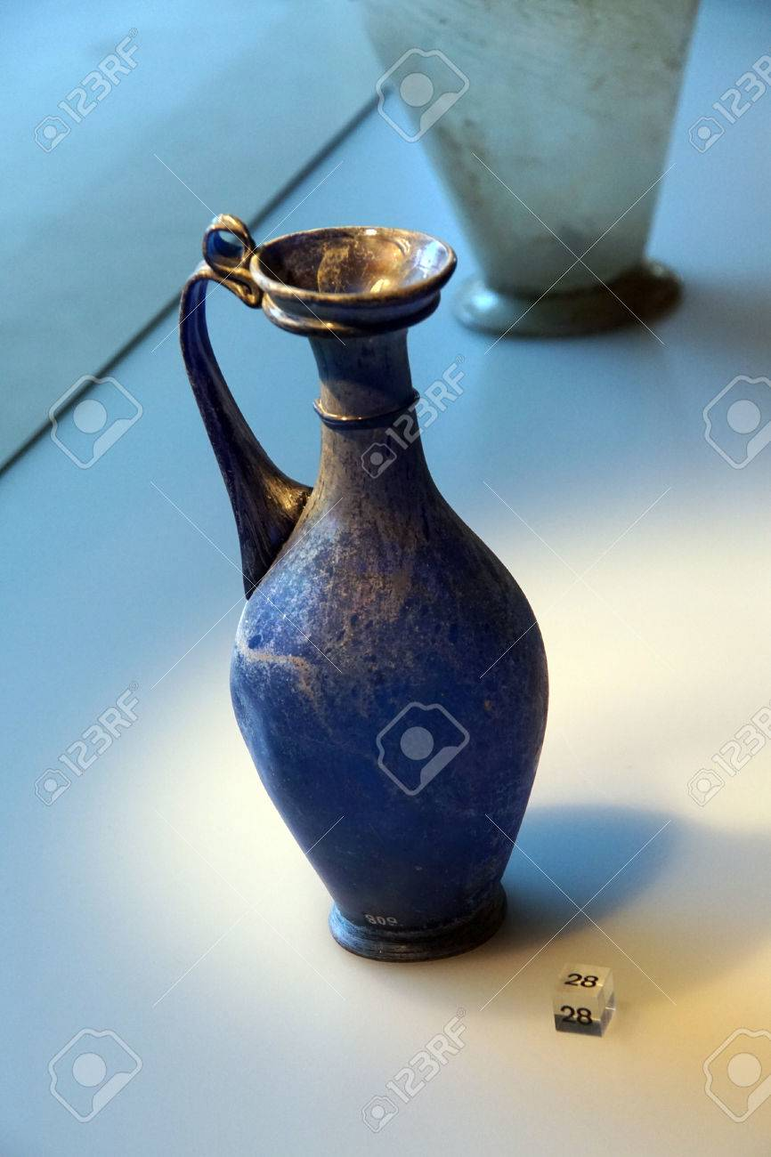 Cologne germany sep 15 2016 ancient roman glass vases cologne germany sep 15 2016 ancient roman glass vases roman floridaeventfo Gallery
