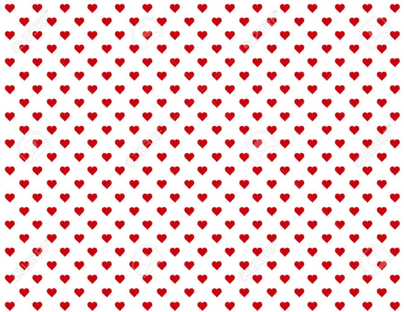 Seamless Background Tiny Red Heart Design Pattern For Valentines Royalty Free Cliparts Vectors And Stock Illustration Image 11553667