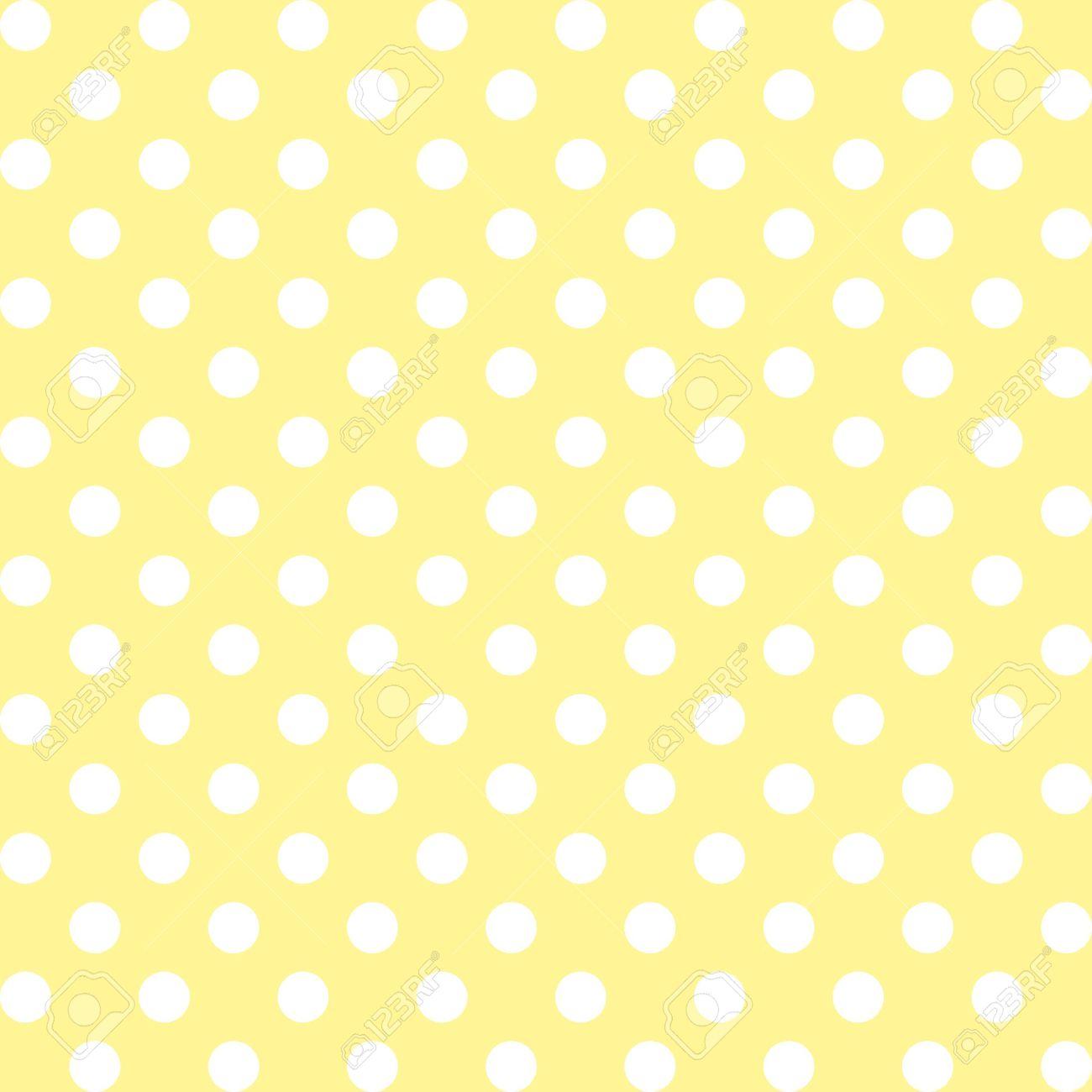 Patrn sin fisuras grandes lunares blancos fondo amarillo pastel foto de archivo patrn sin fisuras grandes lunares blancos fondo amarillo pastel incluye muestra de motivo a la perfeccin que llenar cualquier forma altavistaventures Choice Image