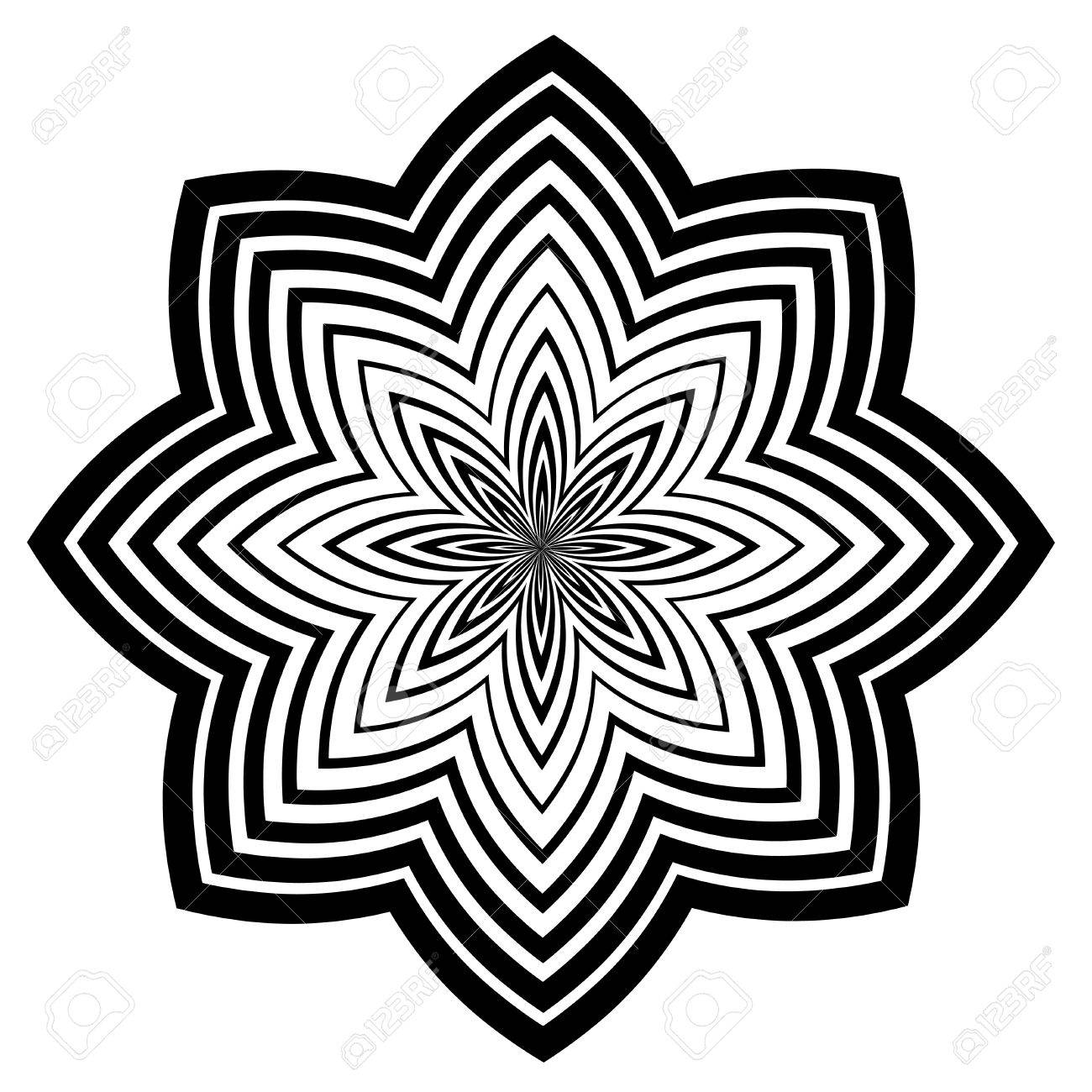 Black And White Design Background Black And White Design Pattern