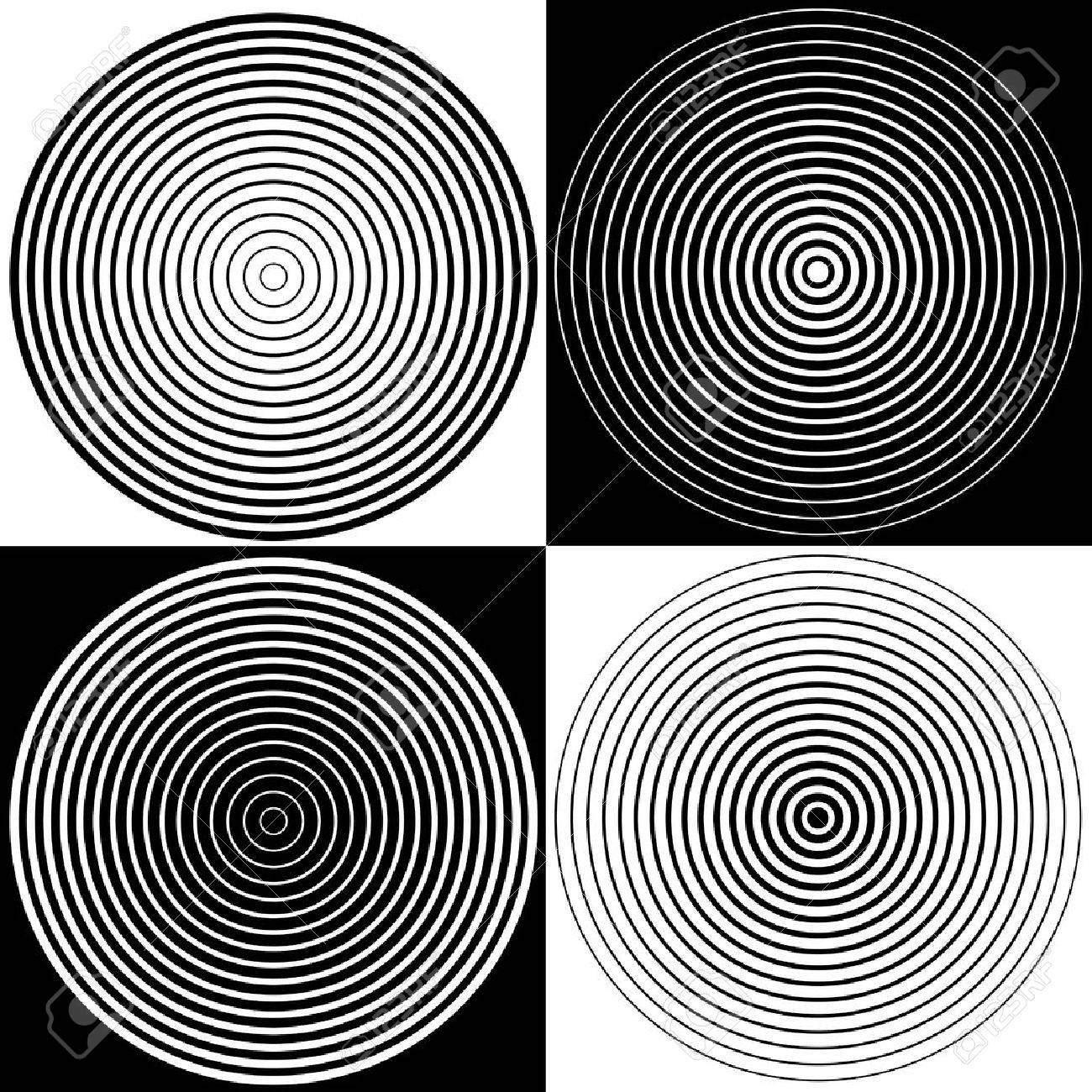 Abstract Spiral Design Background Stock Vector - 12797418