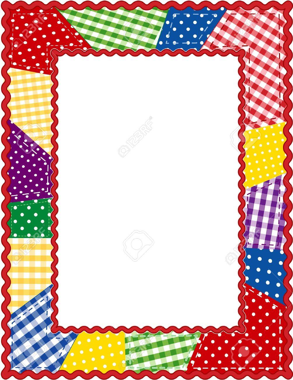 Patchwork Quilt Frame - 13211721