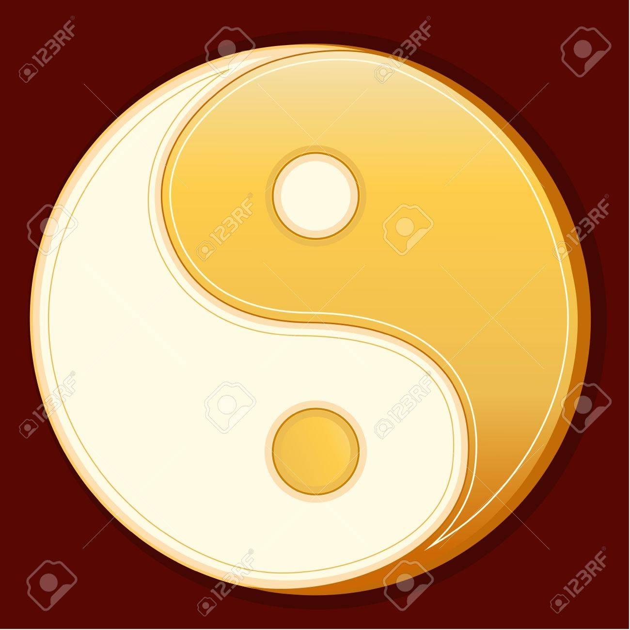 The tao symbol image collections symbol and sign ideas tao symbol gold yin yang mandala crimson red background royalty tao symbol gold yin yang mandala buycottarizona