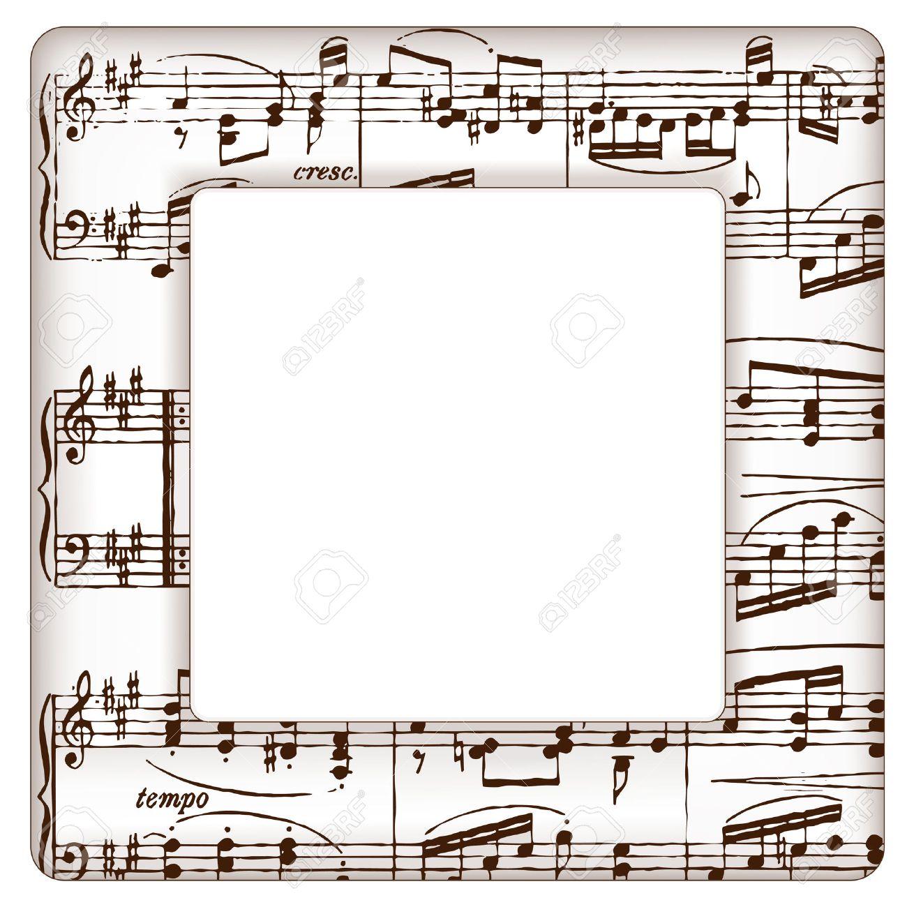 Musik Beachtet Bilderrahmen Für Konzerte, Performances, Lesungen ...