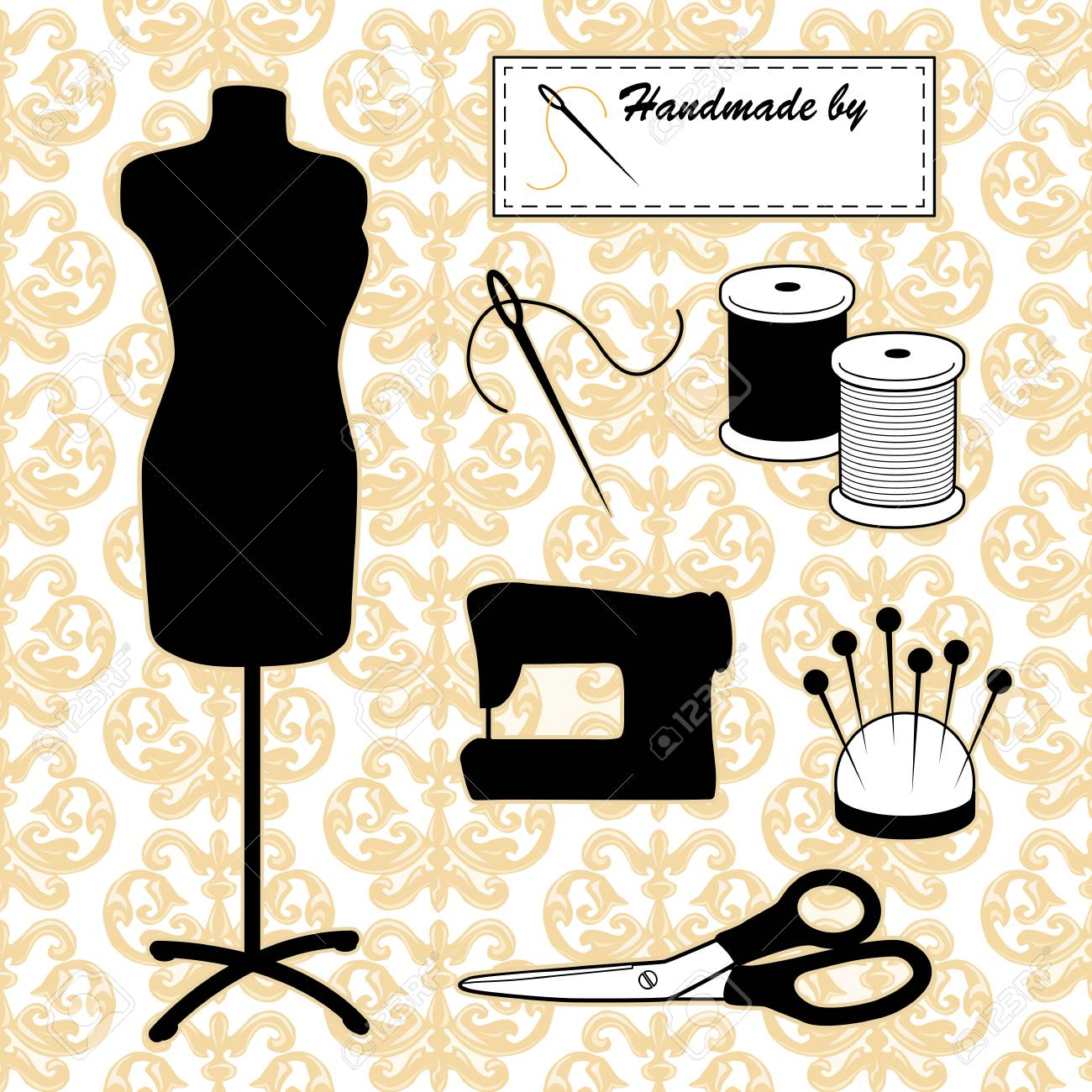Model Mannequin, Do it yourself fashion sewing and tailoring tools - 113931822