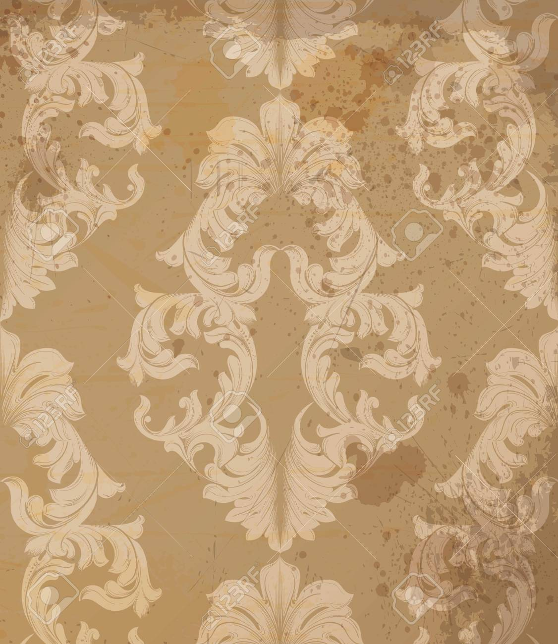 Amazing Baroque Wall Decor Frieze - The Wall Art Decorations ...