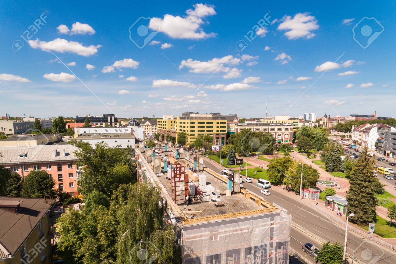 Reconstruction of the road junction Leninsky Prospect - Moscow Ring Road should be completed by 2016 81