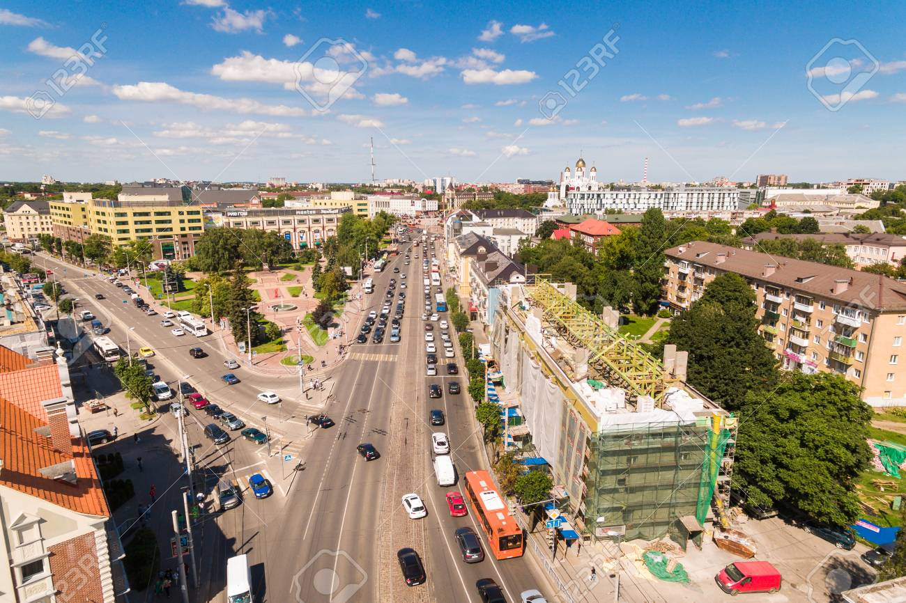 Reconstruction of the road junction Leninsky Prospect - Moscow Ring Road should be completed by 2016 34