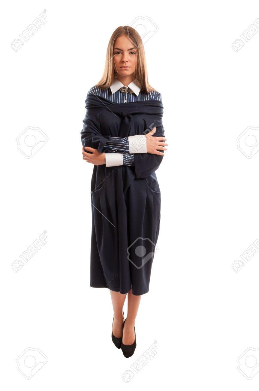 Blauer mantel welche schuhe