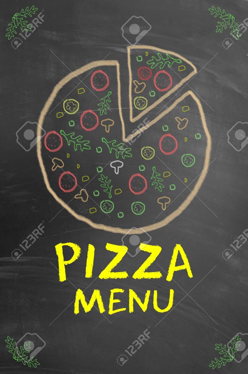 Moderno Pizza De Queso Para Colorear Imágenes - Dibujos Para ...