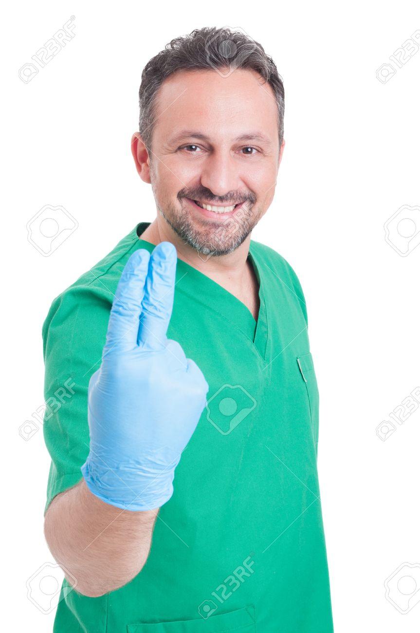 examen de próstata de dedo