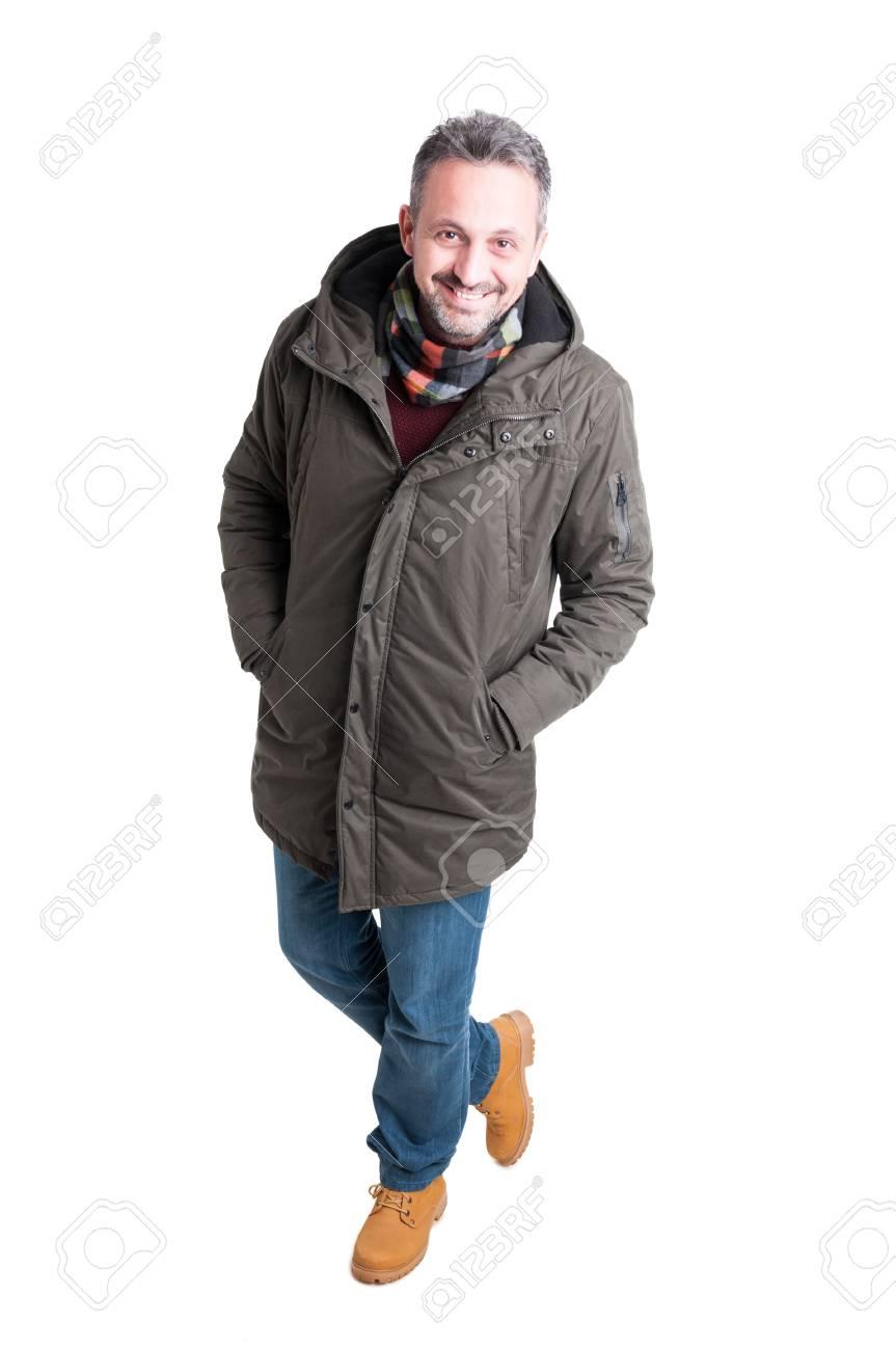 Ropa de invierno hombre
